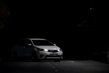Toyota Corolla E180,  Car, Dark Photo, Auto, Photography