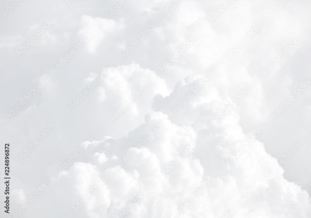 Fototapety, obrazy: Abstract background with clouds