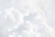 Leinwandbild Motiv Abstract background with clouds