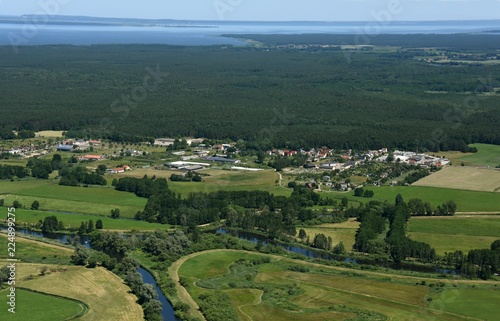 Hoppenwalde, Ortsteil von Eggesin