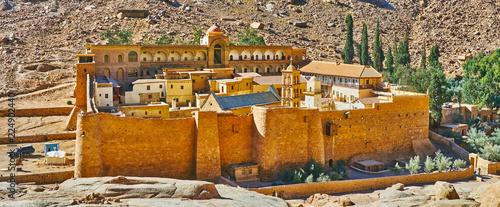 Fotografía The oldest Orthodox Monastery, Sinai, Egypt