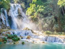 Keang Si Waterfall, Luang Prabang, Laos