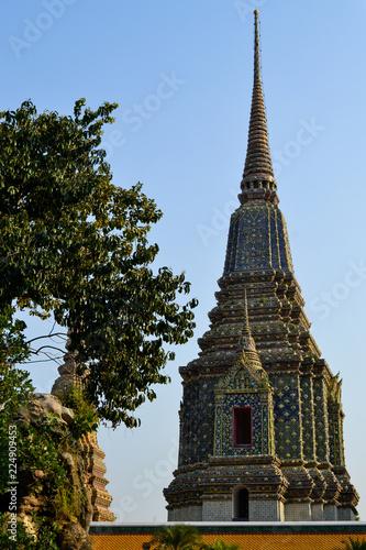 Photo  temple in bangkok