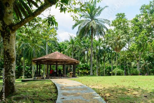 Foto op Canvas Kuala Lumpur Perdana Botanical Garden