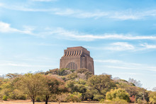 Voortrekker Monument, On Monument Hill In Pretoria