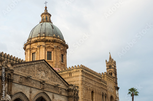 Cathedral of Palermo, capital of italian culture