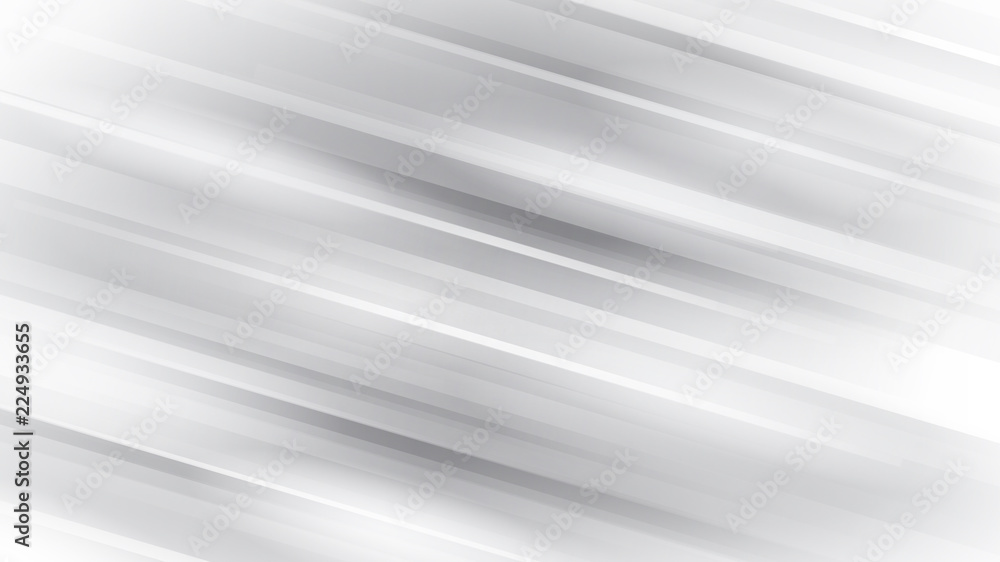 Fototapeta Abstract background with diagonal lines in gray colors
