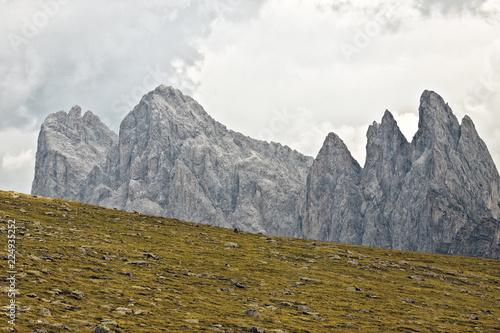 Photo  Die Geisler Spitzen in Südtirol