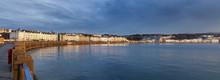 Panorama Of Douglas At Sunrise
