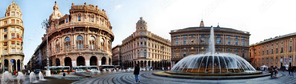 Fototapety, obrazy: Genova