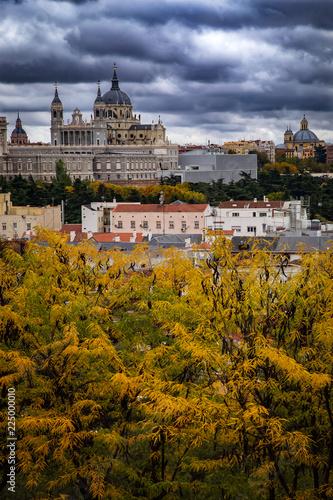 Papiers peints Madrid Madrid Royal Palace