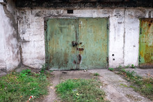 Old Gates, Vintage Gates, Wood...