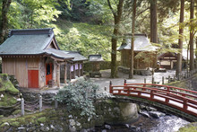 Fukui / Japan - August 19 2018: Eihei-ji Is One Of Two Main Temples Of The Soto School Of Zen Buddhism, The Largest Single Religious Denomination I