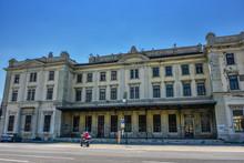 Historischer Bahnhof Trieste Campo Marzio