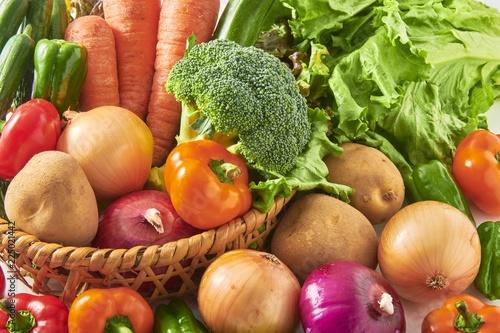 Fotografía 新鮮野菜の集合