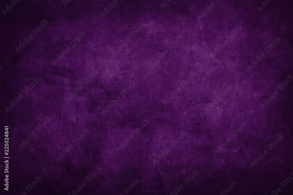 Fototapety, obrazy: purple stained grungy background or texture