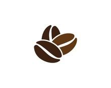 Vector Coffee Beans Icon