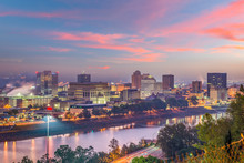 Charleston, West Virginia, USA...