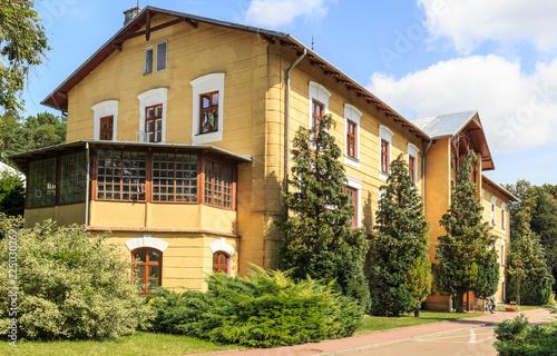 Obraz Historic building of Sanatorium