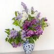 Varied Lilac Bouquet