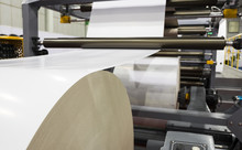 Modern Paper Cutting Machine