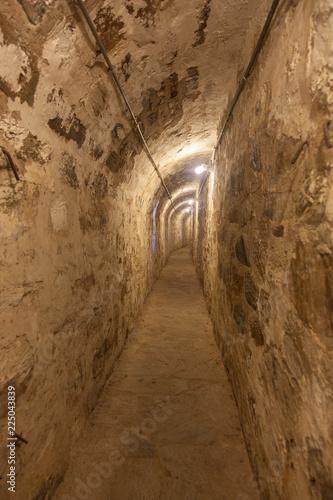 Keuken foto achterwand Vestingwerk Forte delle Benne interno