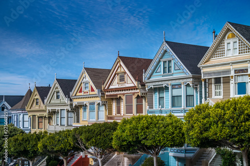 Photo  San Francisco Painted Sisters