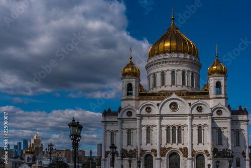 Christus Erlöser Kirche Moskau