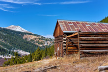 Independence Ghost Town In Col...