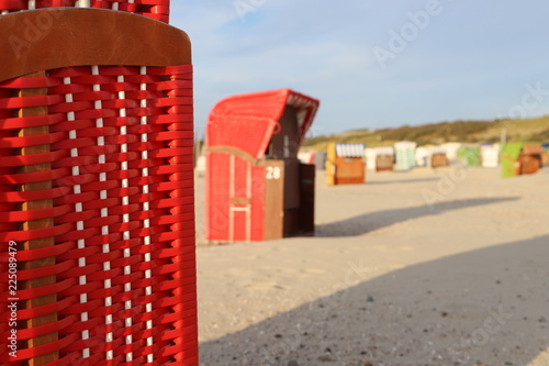 Spoed Foto op Canvas Noordzee Borkum