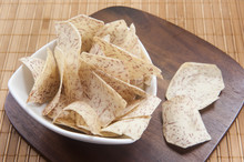Vegetarian Malanga Chips