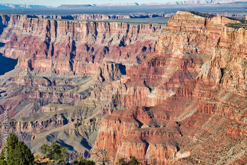 Grand Canyon scenic views and landscapes
