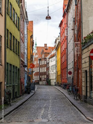 A street in Copenhagen