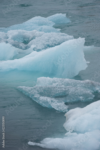 Eisberge zum Greifen nah: Gletscherlagune Jökulsárlón - Vatnajökull-Nationalpark, Island