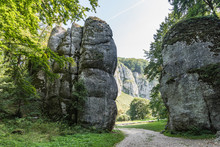 Cracow Gate Rock Formation In ...