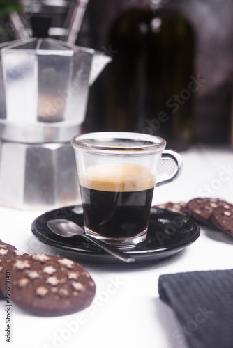 Valokuva  Cookies and Coffee