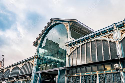 Fotografie, Obraz  Les Halles de Dijon
