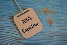 100% Creative