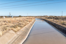 Irrigation Canal, Originating ...