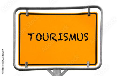 Foto  Tourismus Wegweiser