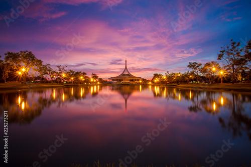 Photo Stands Shanghai Suan Luang Rama 9 Park