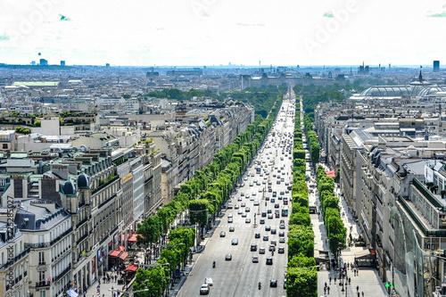 Foto Avenue des Champs-Élysées
