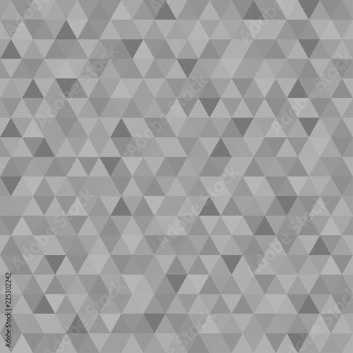 Seamless Triangle Pattern Pastel Colors Abstract Geometric