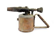 Vintage Brass Fire Blowtorch F...