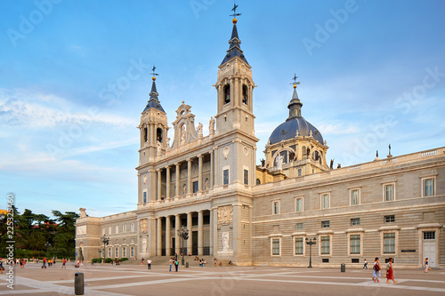 Madrid Almudena Cathedral