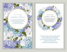 Vector Banners Set With Roses ...