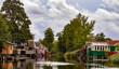 Bootshäuser in Güstrow