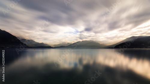 Fotografia lac annecy 2