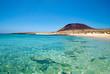 Playa Francesca, La Graciosa, Kanarische Inseln, Spanien