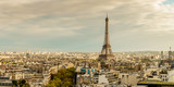 Fototapeta Fototapety Paryż - Paris Eiffel Tower, France